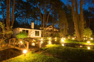 Oregon Landscape Lighting